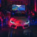 Strefa 7: Iluminacje na samochodach (Toyota Bednarscy)