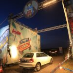 Samochodem przez Auto Skyway Festival